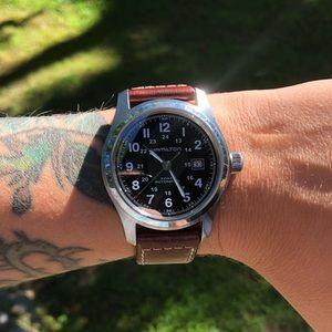 Hamilton Field Khaki Automatic Watch